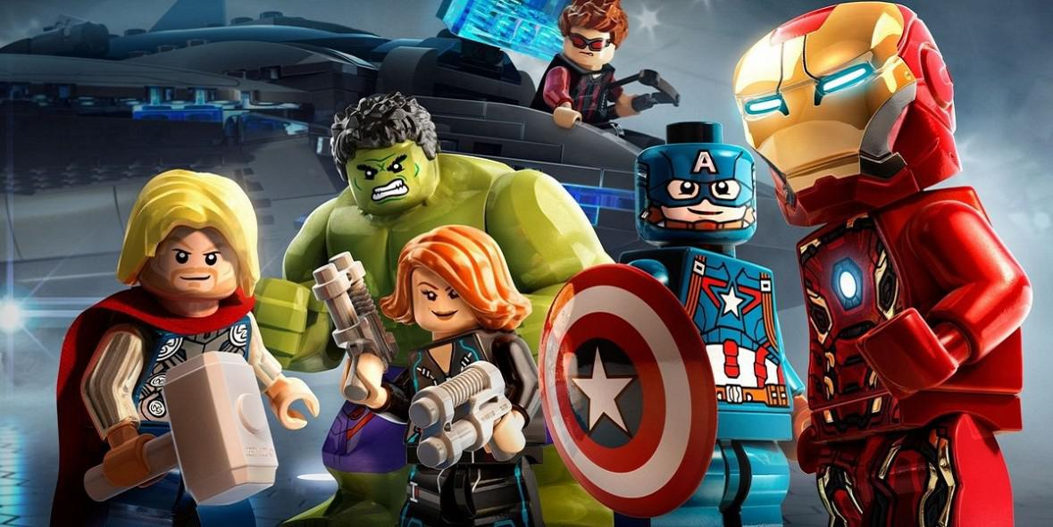 LEGO Marvel Super Heroes - Marvel Database