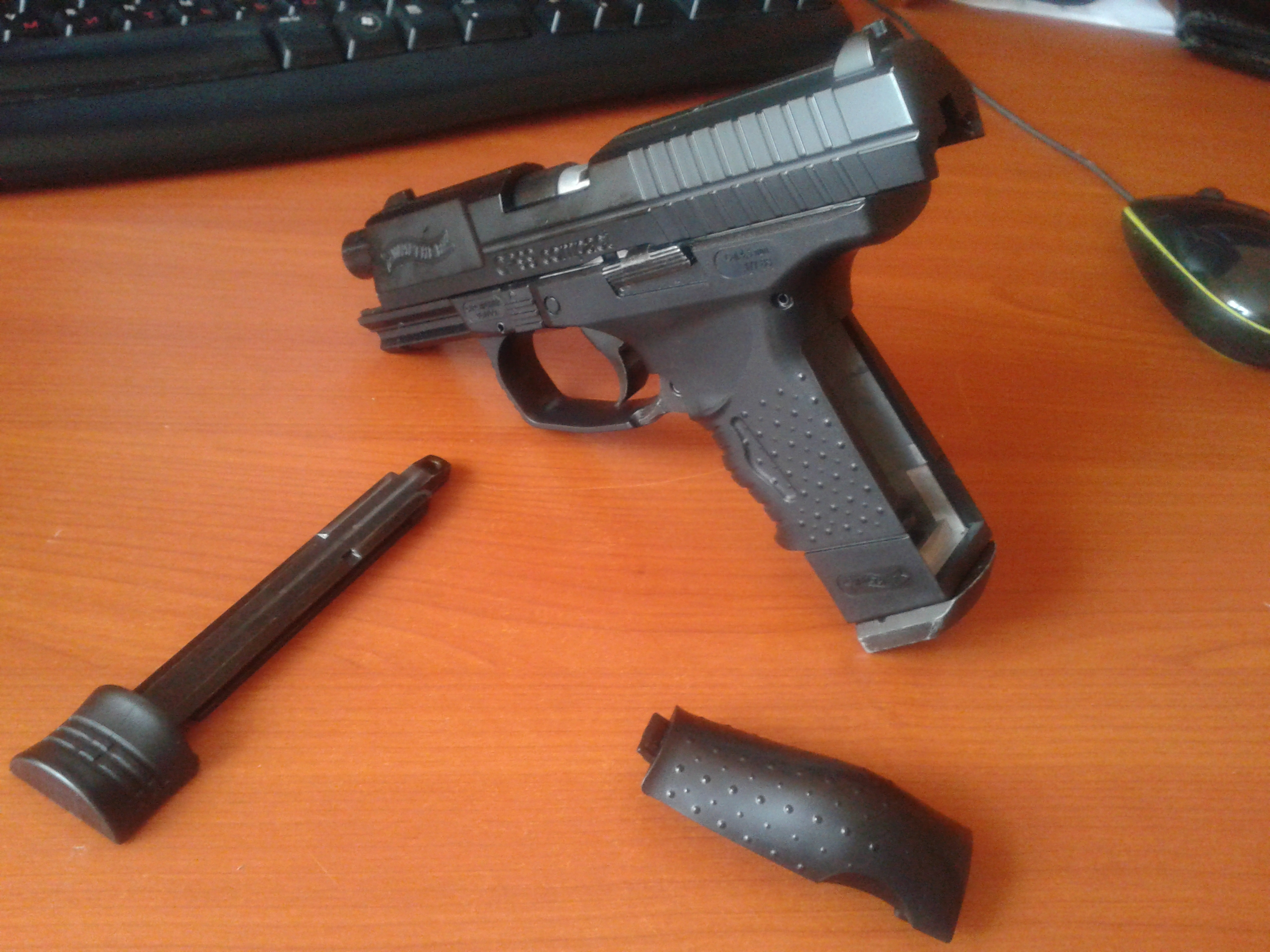 Walther cp99 compact bb havali tabanca silahlar havalı picture