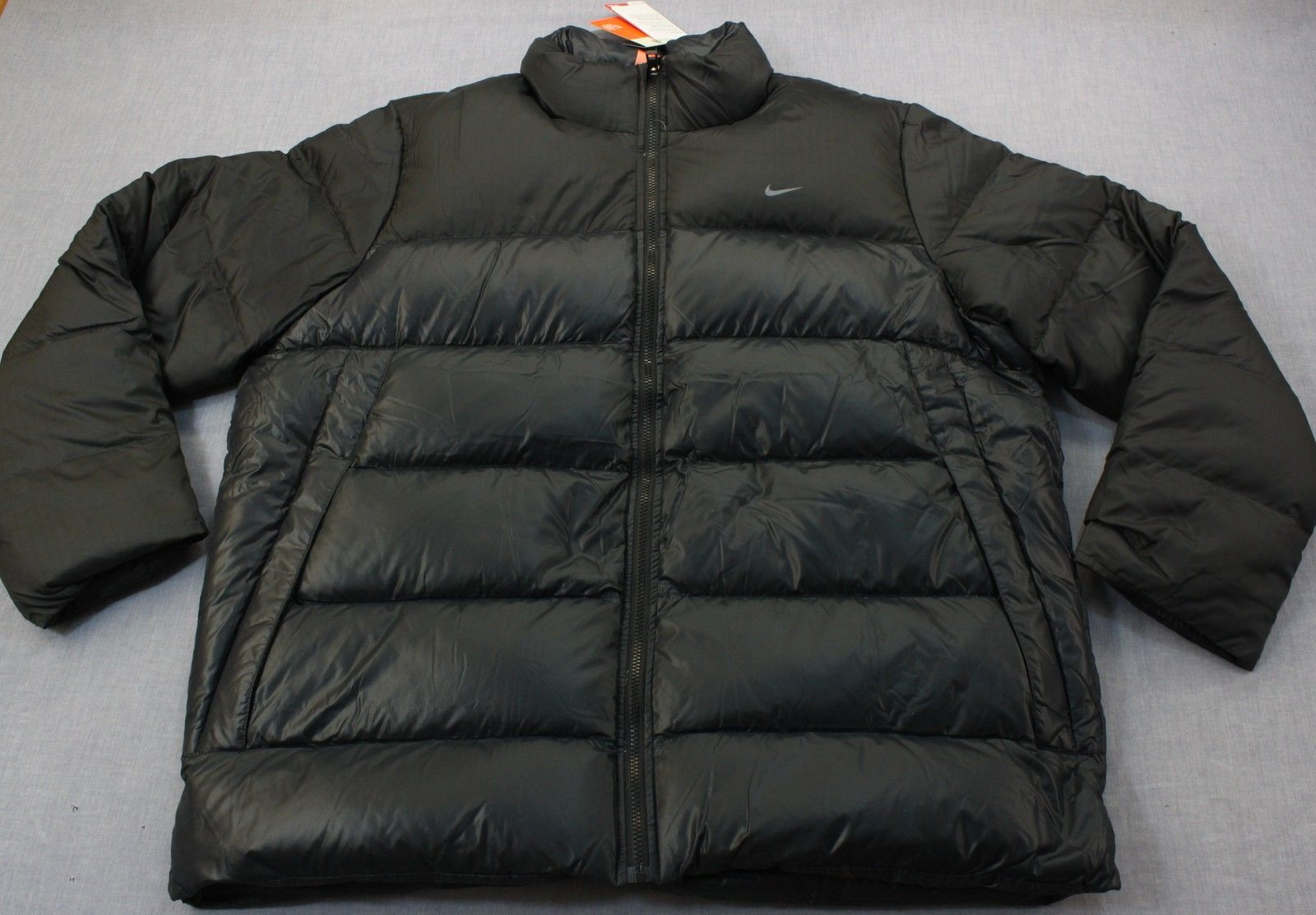 nike 550 fill down jacket | Spin Creative